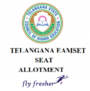 TS EAMCET Seat Allotment Results 2019 Released   College Wise
