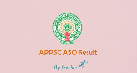 APPSC-ASO-Result, APPSC-ASO-cutoff-marks, APPSC-ASO-merit-list