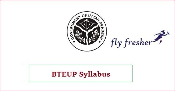 BTEUP-Syllabus