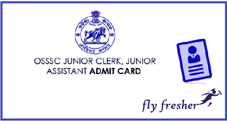 OSSSC-Junior-Clerk-Junior-Assistant-Admit-Card,OSSSC-Junior-Clerk-Junior-Assistant-Admit-Card2019