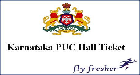 Karnataka PUC Hall Ticket, KSEEB 1st PUC admit Card, KSEEB 2nd PUC Admit Card, KSEEB PUC Hall Ticekt, Karnataka 2nd PUC hall ticket