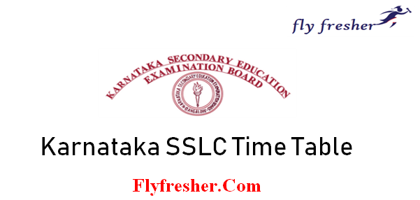 Karnataka-SSLC-time-Table-2020