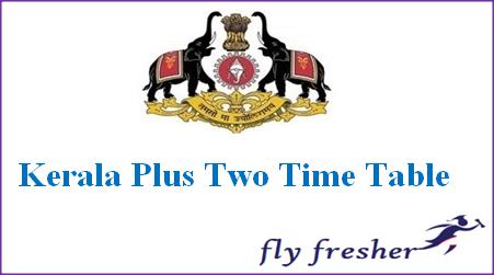 Kerala Plus Two Time Table, Kerala HSC Exam Date Sheet, Kerala 12th exam time table, Kerala DHSE Rxam Date