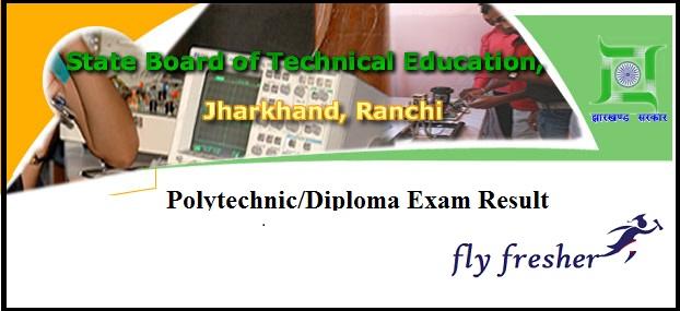 SBTE-Diploma-result, SBTE-Jharkhand, SBTE-Jharkhand-Diploma-Results
