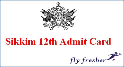Sikkim 12th Admit Card, Sikkim Board HSC Hall Ticket, Sikkim HSC admit card, Sikkim 12th hall ticket