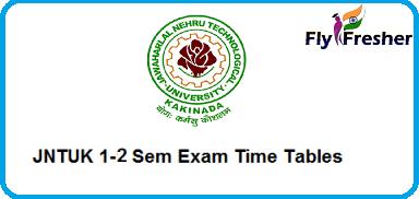 jntuk-b.tech-1-2-sem-time-table