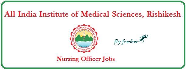 AIIMS-Rishikesh-Nursing-Officer-Jobs