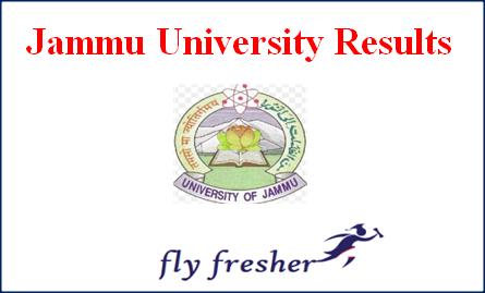 jammu-university-result