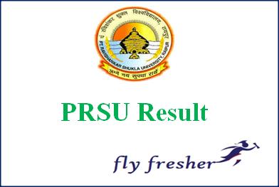 PRSU-Result