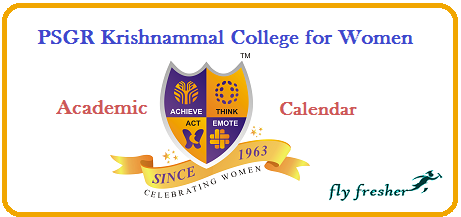 PSGRKC-Academic-Calendar