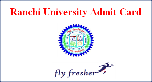 ranchi-university-admit-card