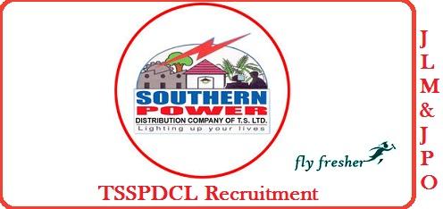 TSSPDCL-JLM-Recruitment