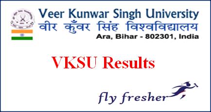VKSU Result, VKSU BA BSc BCom Result, VKSU Part 1 2 3 Result
