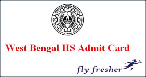 WB HS Admit Card, WBCHSE 12th Hall Ticket, west bengal HS admit card, west bengal 12th hall ticket, WB 12th hall ticket