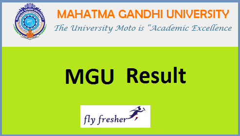 mgu-degree-result