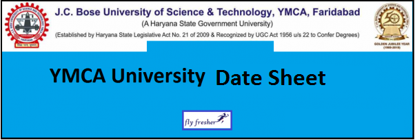 ymca-university-datesheet-2019,download-ymca-semester-time-table