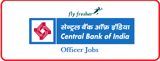 Central-Bank-of- India-Officer-Jobs