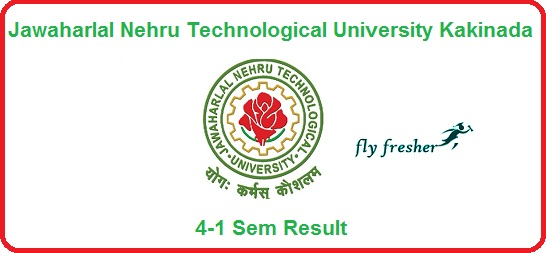 JNTUK-B.Tech-4-1-Sem-Result