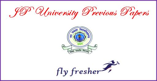 jai-prakash-university-previous-papers