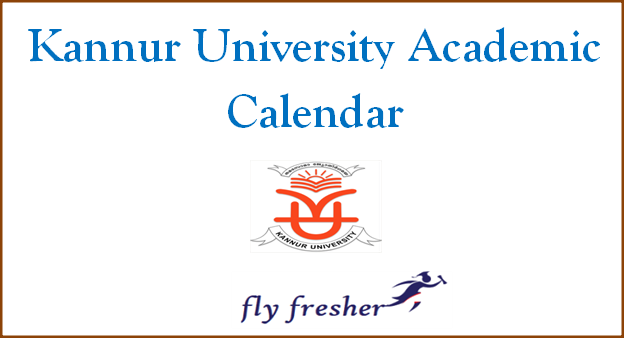 kannur-university-academic-calendar