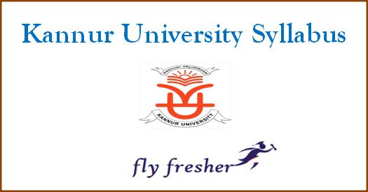 kannur-university-syllabus