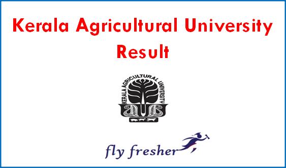 kerala-agricultural-university-result