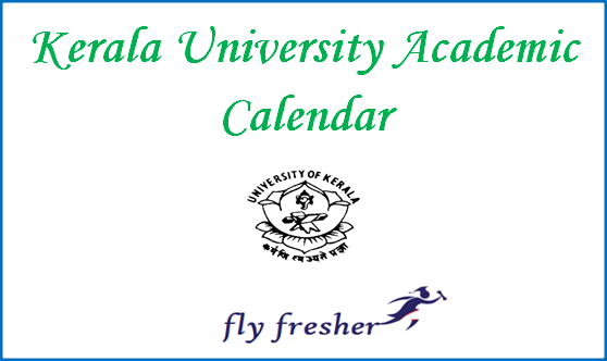 kerala-university-academic-calendar