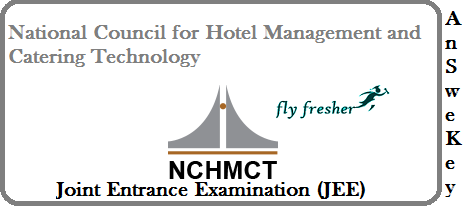 NCHMCT-JEE-2020-Answer-Key