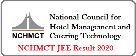 NCHMCT- JEE-Result