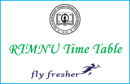 rtmnu-time-table