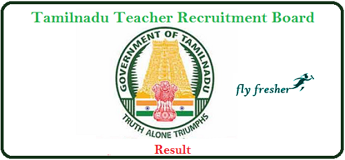 TN-TRB-Polytechnic-Lecturer-Result