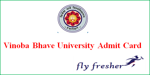 vinoba-bhave-university-admit-card