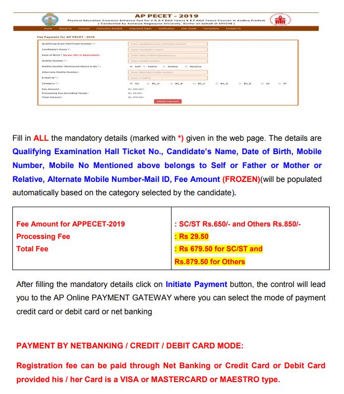 ap-pecet-online-application