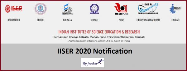 iiser-notification