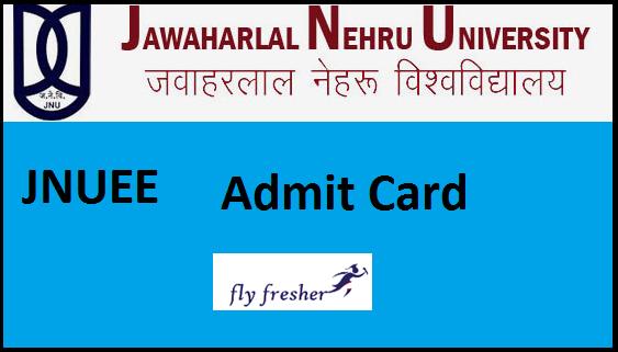 jnuee-admit-card
