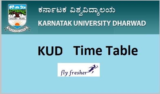 karnataka-university-time-table