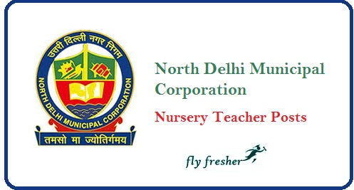 NDMC-Nursery-Teacher-Jobs