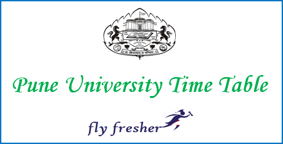 pune-university-time-table