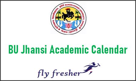 bu-jhansi-academic-calendar
