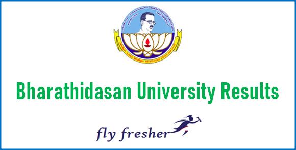bharathidasan-university-results
