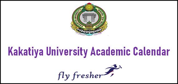 kakatiya-university-academic-calendar