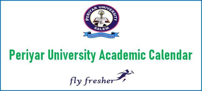 periyar-university-academic-calendar