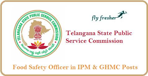 TSPSC-Food-Safety-Officer-Recruitment
