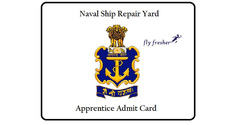 Naval Ship Repair Yard Apprentice