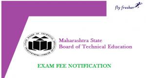 MSBTE-Exam-Fee-Notification