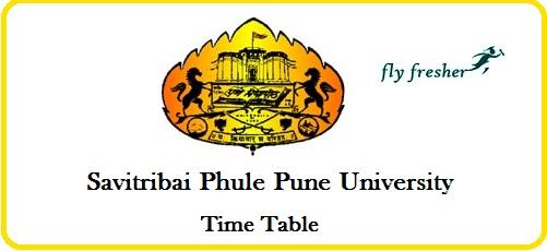 Pune-University-Time-Table