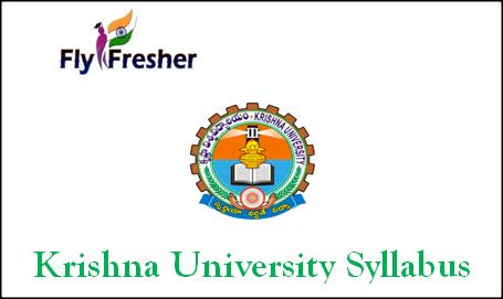 krishna-university-syllabus