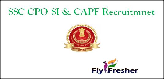 ssc-cpo-recruitment