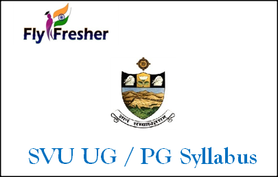 svu-degree-syllabus