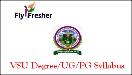 vsu-degree-syllabus